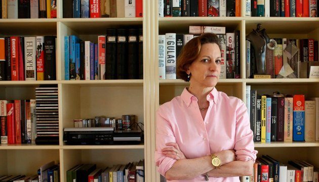 Історик Енн Епплбаум здобула премію Гелбера за свою книгу про Голодомор