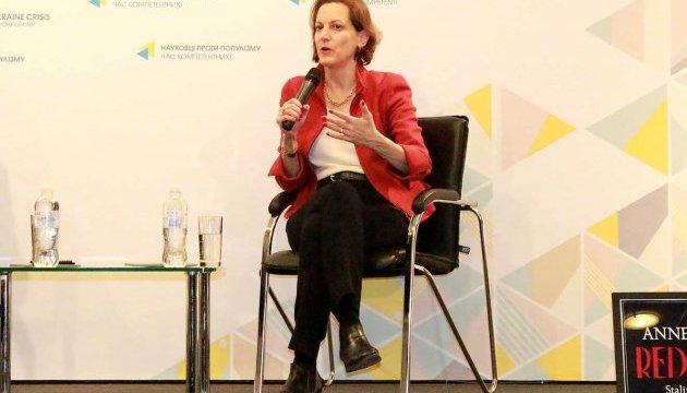 Епплбаум: Польща має визнати, що антиукраїнські провокації організувала РФ