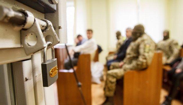 Суд арештував двох паліїв офісу угорців без можливості застави