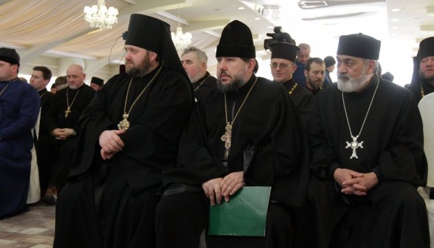 У Дніпрі проходить Всеукраїнський з'їзд військових капеланів