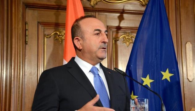 Глава МЗС Туреччини: Успіх реформ в Україні стратегічно важливий для нас всіх