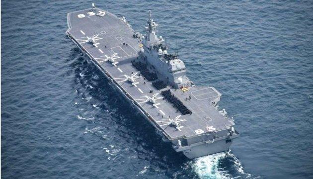 У Японії жінка вперше стала командувачем військової корабельної ескадри