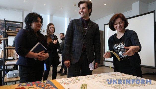 Відкриття секції «Кримськотатарська гуманітаристика» в рамках Національного центру «Мала академія наук» (ART HUB)