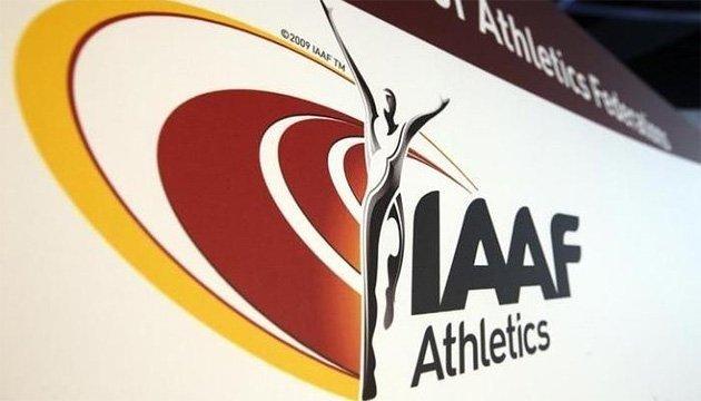 Легка атлетика: IAAF запускає новий світовий рейтинг спортсменів