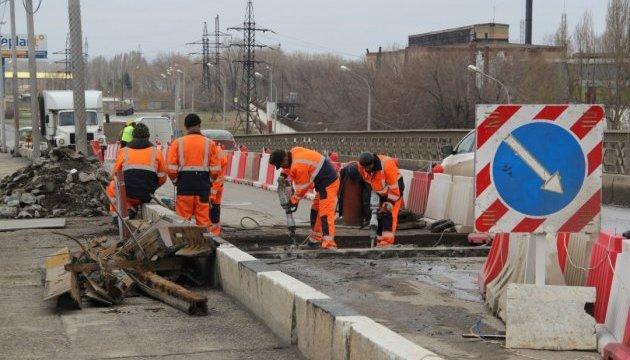 У Києві закривають на ремонт