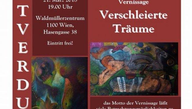 Виставку українського художника Івана Твердуна презентують у Відні