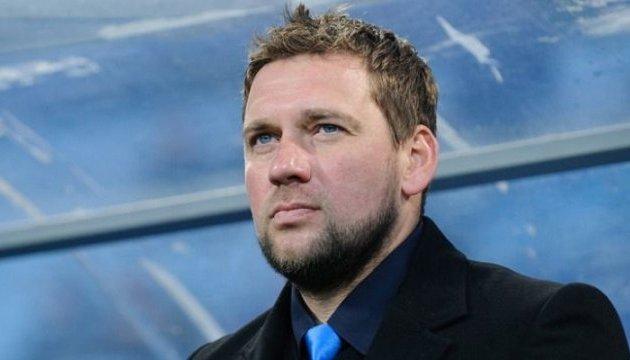 Бабич став кращим тренером 22 туру чемпіонату України з футболу