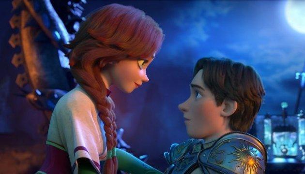 В прокат вышел украинский анимафильм «Похищенная принцесса»