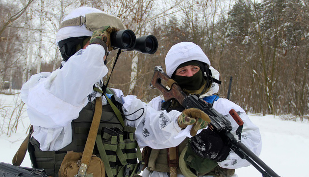 Militants violated ceasefire in Donbas three times in last day