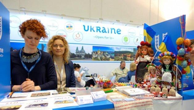 Siete ciudades representan las oportunidades turísticas de Ucrania en la exposición ITB en Berlín