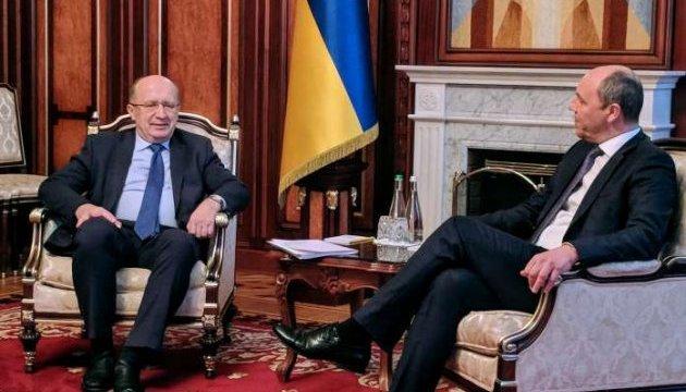 """""""План Маршалла"""" для Украины могут запустить совсем скоро – экс-премьер Литвы"""