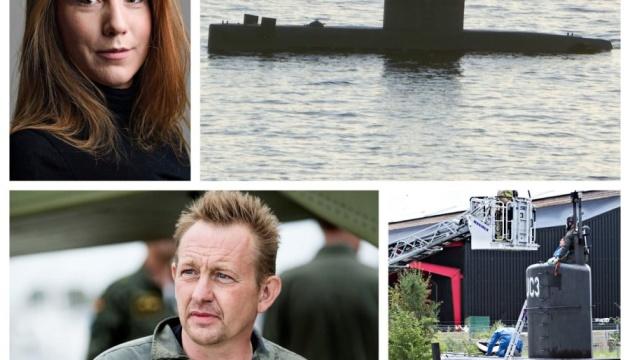 У Данії знищили субмарину, на якій убили журналістку