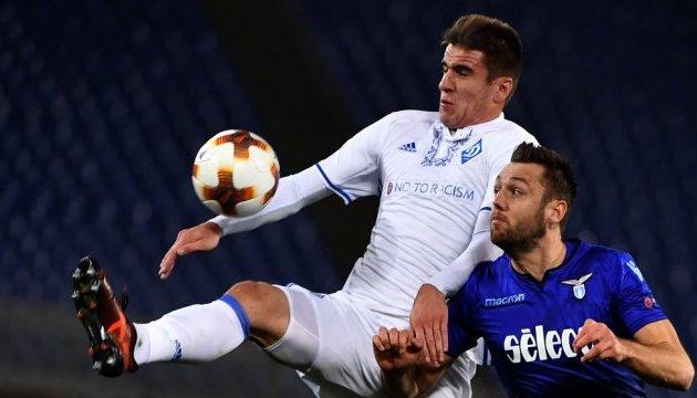 Europa league : Match nul entre la Lazio de Rome et le Dynamo Kyiv
