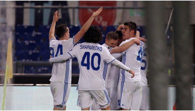 El Dynamo empata ante el Lacio en el primer partido de 1/8 de final de la UEFA Europa League