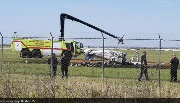 Аварія літака в США: двоє людей загинули