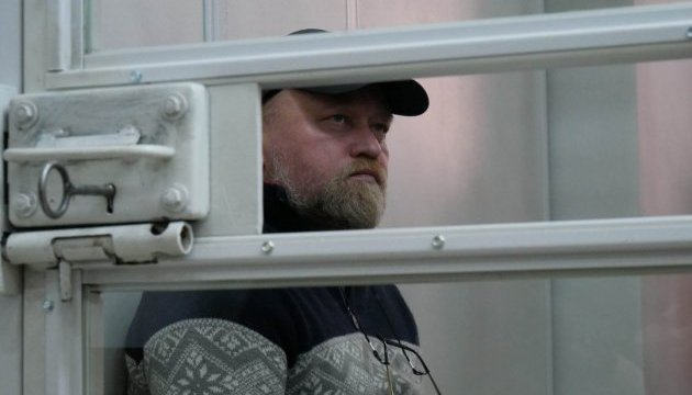 Шевченківський суд обирає запобіжний захід Рубану