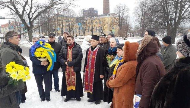У Таллінні урочисто відзначили Шевченківський день