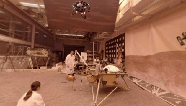 """NASA отправит на Марс нового робота """"Интуицию"""""""