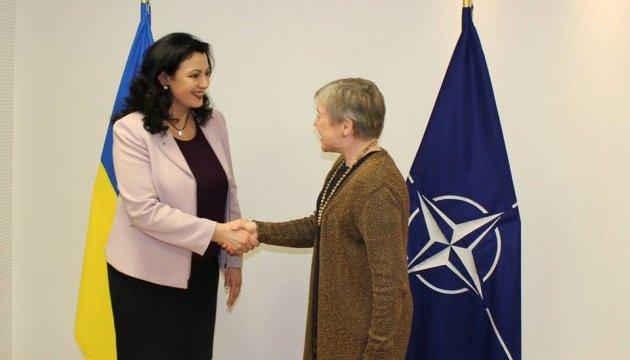 НАТО официально признал евроатлантические устремления Украины - Климпуш-Цинцадзе