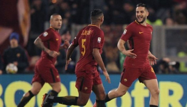 Перед «Шахтарем» «Рома» розгромила «Торіно» 3:0