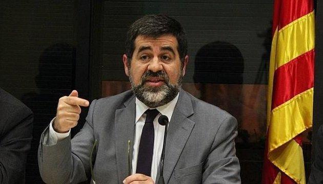 На пост глави Каталонії знову висунули кандидатуру арештованого Санчеса
