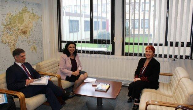 Климпуш-Цинцадзе сподівається на підтримку НАТО у просуванні гендерної рівності