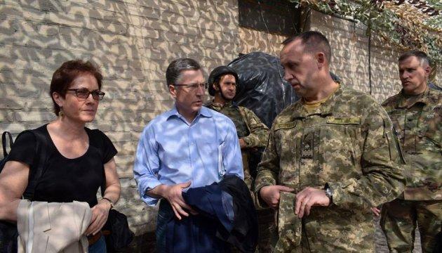 Volker to arrive in Ukraine next week