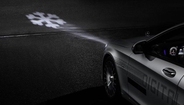 Відтепер фари Mercedes можуть