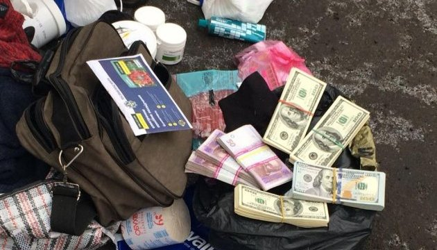 Мужчина вез на оккупированную территорию $60 тысяч и медпрепараты