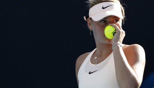 Марта Костюк програла Марині Заневській у фіналі турніру ITF в Чжухаї