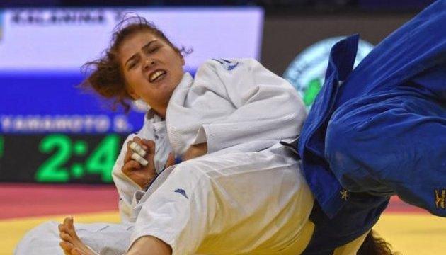 Дзюдо: Украинка Каланина победила на Гран-при в Марокко