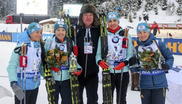 Украинские биатлонисты определились с участием в этапе Кубка мира в Тюмени