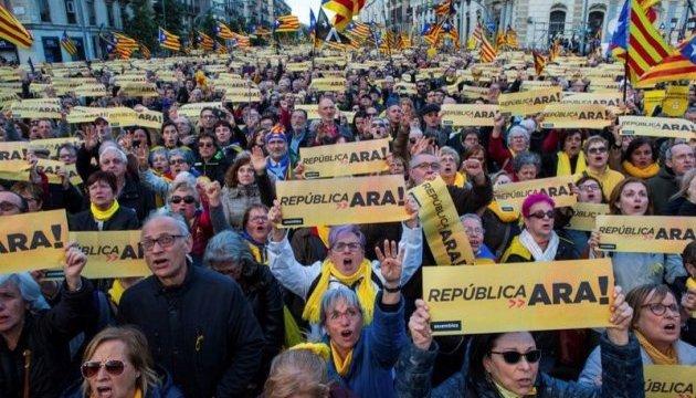 РФ поддерживала каталонских сепаратистов – контрразведка Германии