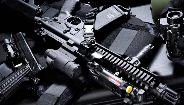 Поліція Київщини пропонує позбутися незареєстрованої зброї на вигідних умовах