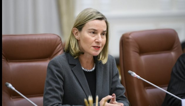 Russia must immediately release Ukrainian sailors and ships - Mogherini