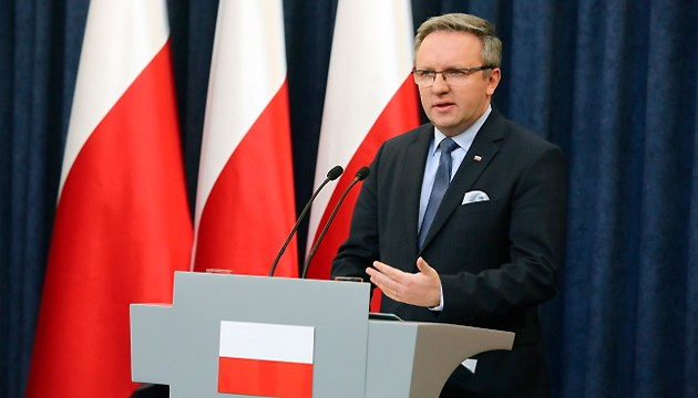 Oficina del presidente de Polonia: La política de Rusia es una fuente de la amenaza para Europa