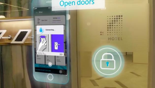 У Будапешті з'явився готель, куди не потрапиш без смартфона