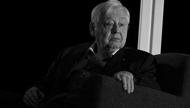 У Москві помер актор Олег Табаков