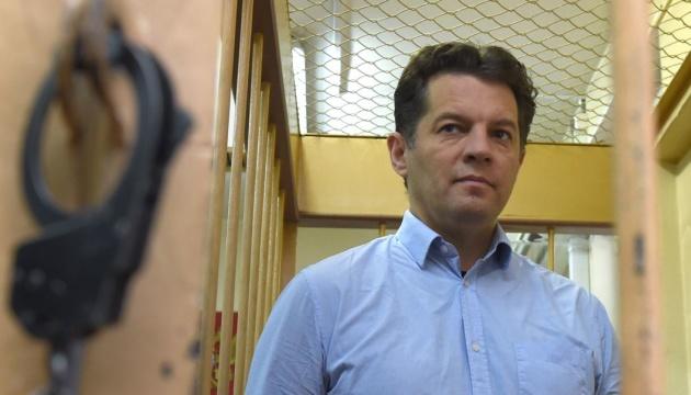 Journalist Roman Suschtschenko in russisches Straflager verlegt