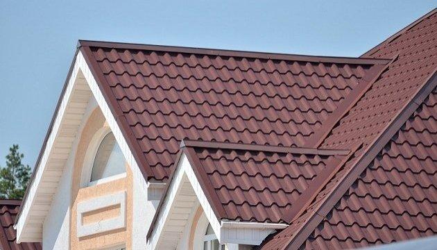 Металлочерепица — качественный и недорогой материал для крыши