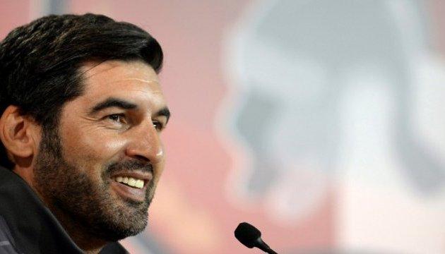 Футбол: Паулу Фонсеку назвали кращим тренером 23-го туру української Премьер-ліги
