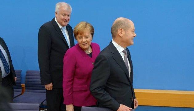 У Німеччині підписали Коаліційний договір