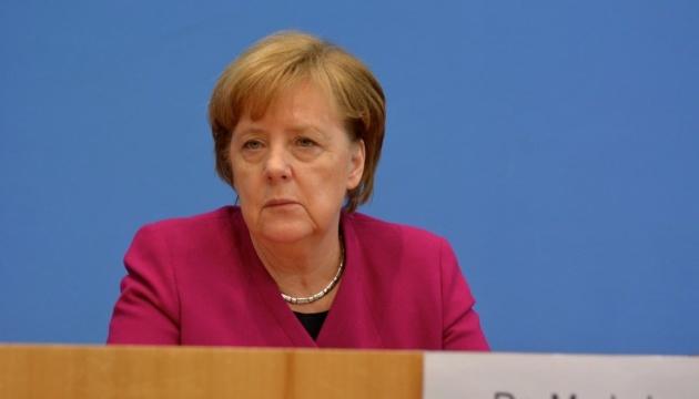 Меркель назвала авіаудари по Сирії необхідними і доречними