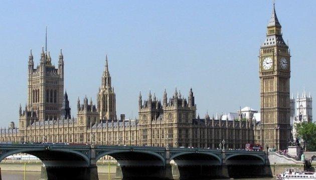 Виявлена у парламенті Британії речовина не становить загрози — речник