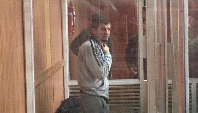 Вбивця інспектора Одеського СІЗО: Мені дзвонили і говорили, що робити