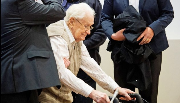 Колишній бухгалтер концтабору Аушвіц помер в лікарні