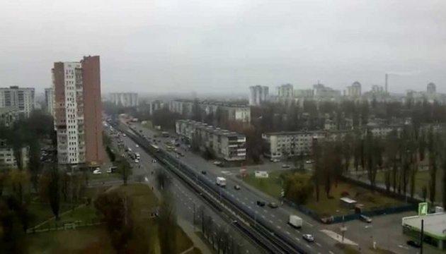 У столиці закриють рух проспектом Курбаса в напрямку Кільцевої дороги