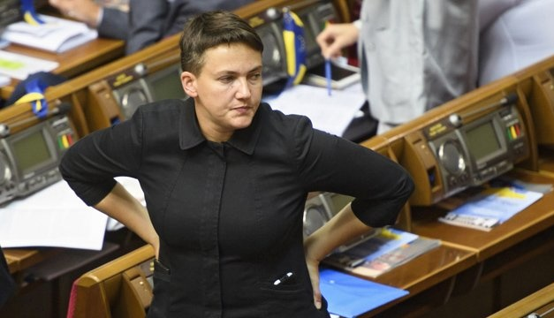Безпековий комітет ВР хоче виключити Савченко зі складу