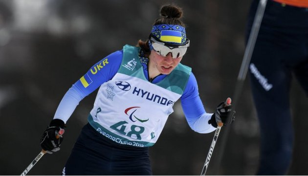 Oksana Shyshkova brings fifth gold for Ukraine at 2018 Winter Paralympics