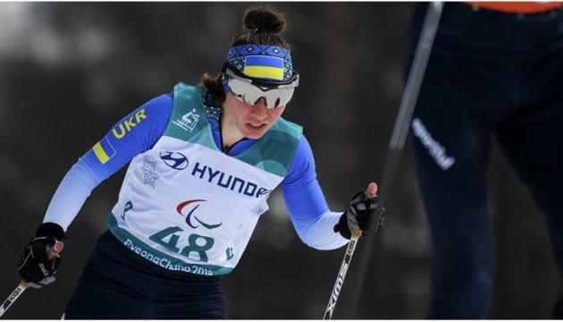 Oksana Shyshkova gana el quinto oro para Ucrania en los Juegos Paralímpicos de Invierno